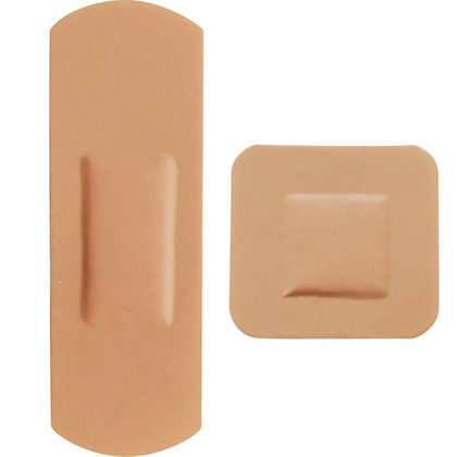 Washproof Plasters Assorted