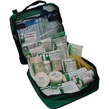 Compact Football First Aid Kit