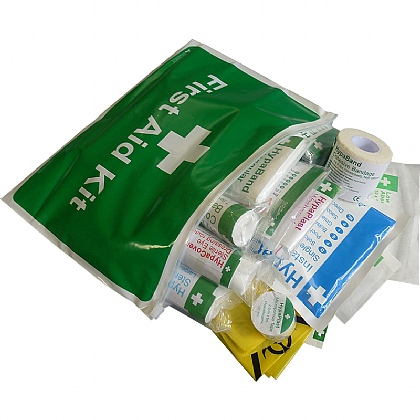 Value Rugby First Aid Kit