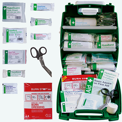 What first aid kit do I need for my workplace?