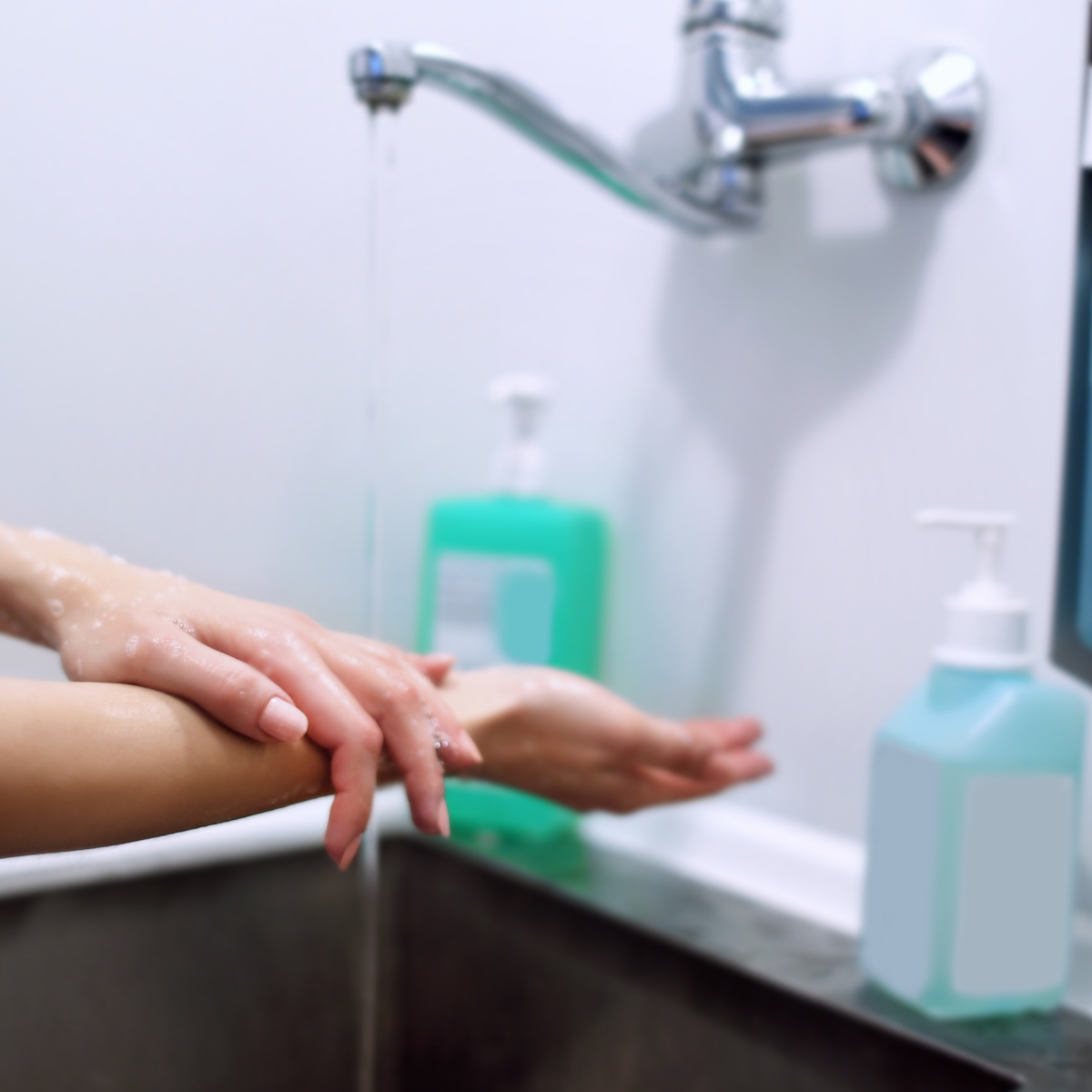 The importance of hand hygiene at work