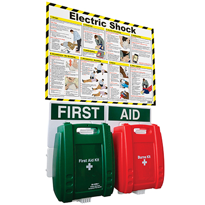 Electric Shock First Aid