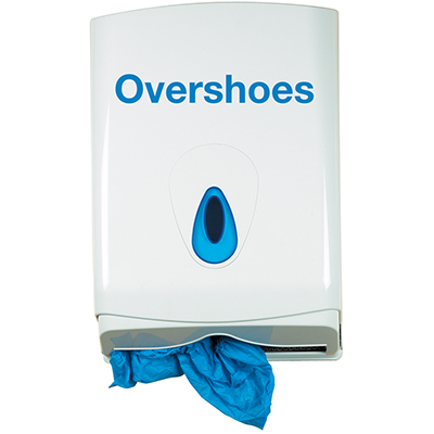 Overshoes and aprons