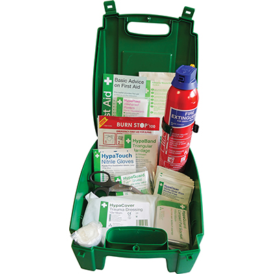 Travel and Vehicle First Aid Kits