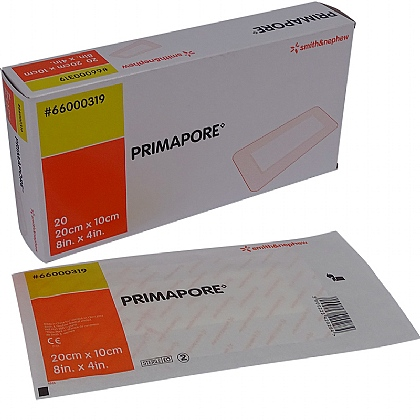 Primapore, Large 10cm x 20cm- Pack of 20