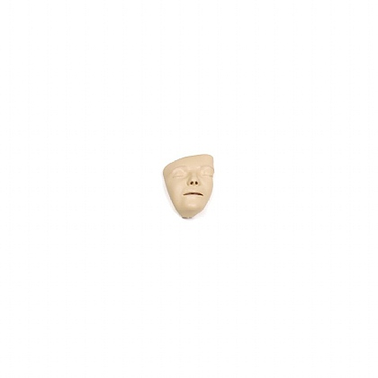 Laerdal Manikin Face Skin Decorated (Pack of 6)