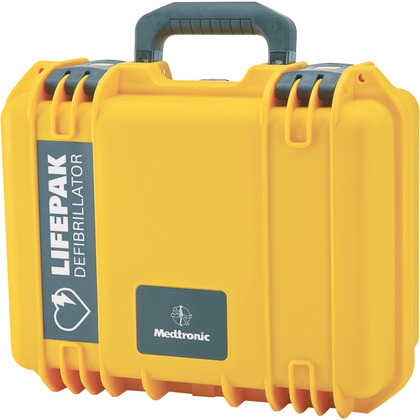 LIFEPAK CR PLUS AED Hard Shell Carry Case