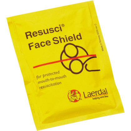 Laerdal Resusci Face Shield, Single Use