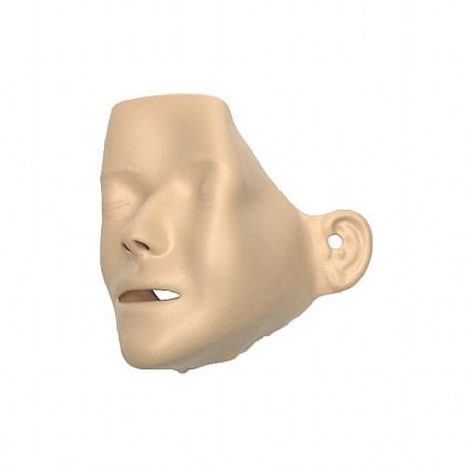 Laerdal Manikin Light Skin Face (Pack of 6)