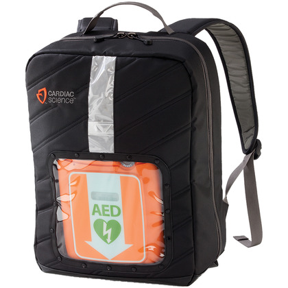 Powerheart G5 AED Rescue Backpack