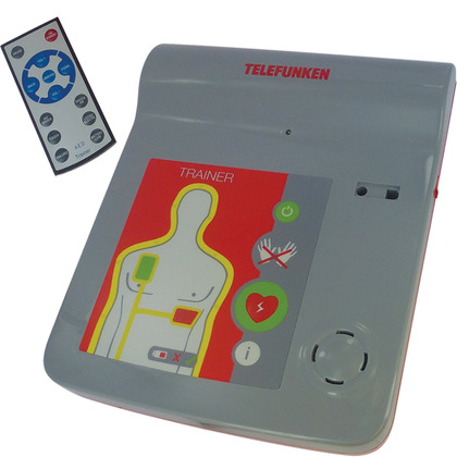 Telefunken AED Defibrillator Training Unit