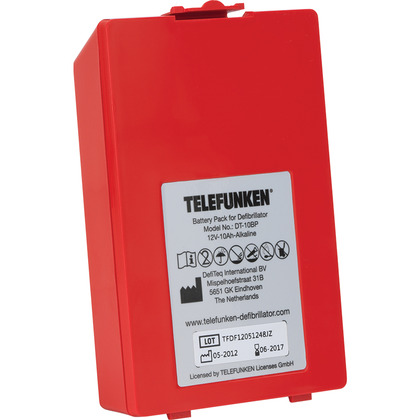 Telefunken FA1 AED Battery cartridge