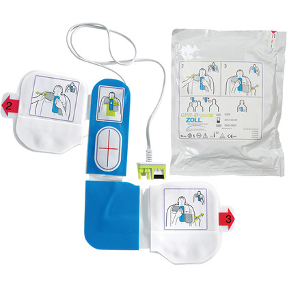 Zoll Plus CPR-D Pad with First Responder Kit
