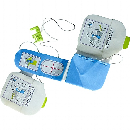 Zoll Plus CPR-D Training Gel Pads (Set of 5)