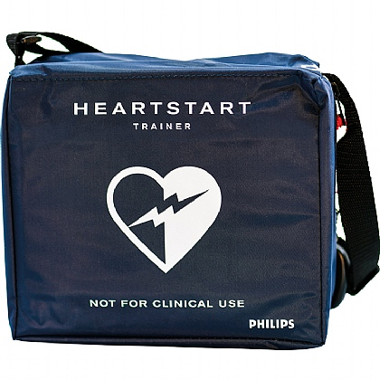 Philips HeartStart HS1 AED Training Unit Soft Case