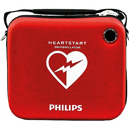 Philips HeartStart HS1 AED Semi Rigid Carry Case