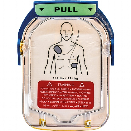 Philips HeartStart HS1 AED Adult Training Pads Cartridge