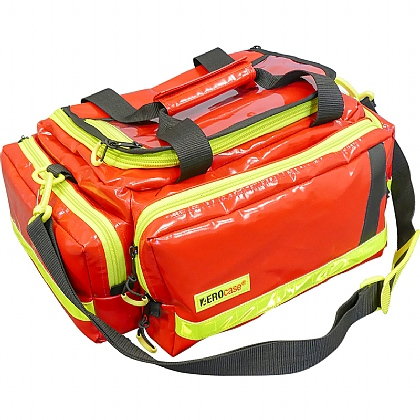 Emergency Bag, Medium, PVC, Red