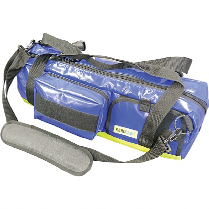 Oxygen Bag, Large, PVC, Blue