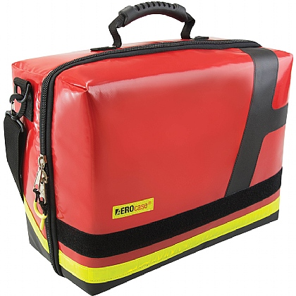 Emergency Bag, Large, PVC, Red