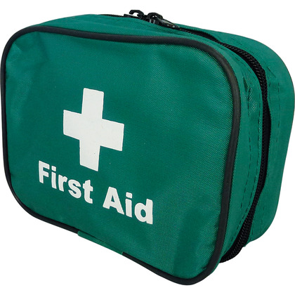 First Aid Nylon Belt Pouch