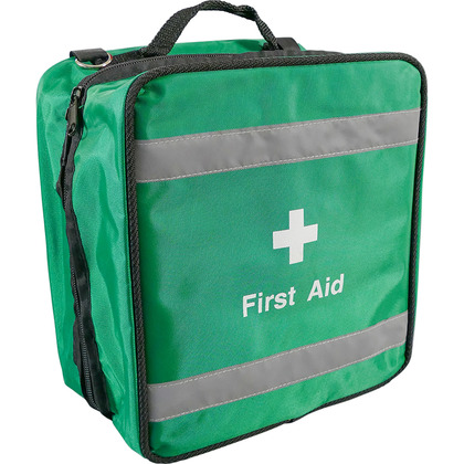 Compact First Aid Response Bag, Empty