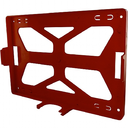 Wall Fixing Bracket for Orange Delux First Aid Case
