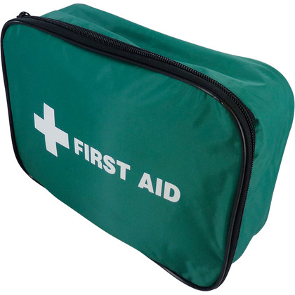 Nylon First Aid Case, Empty