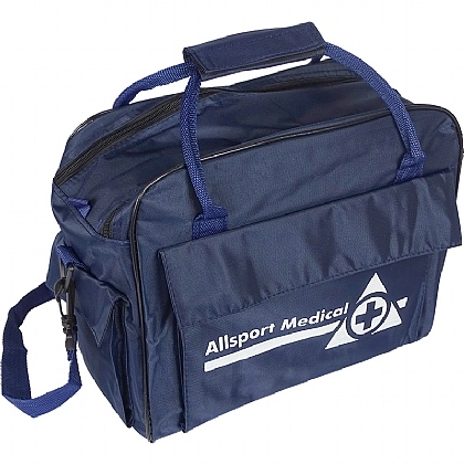 Water-resistant First Aid Run Bag, Empty
