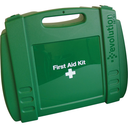 Evolution First Aid Case, Empty, Large
