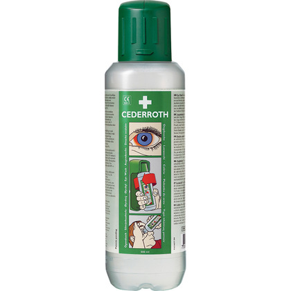 Cederroth Chemical Eyewash 500ml