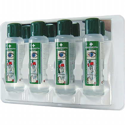 Cederroth 4x500ml Eye Wash Station