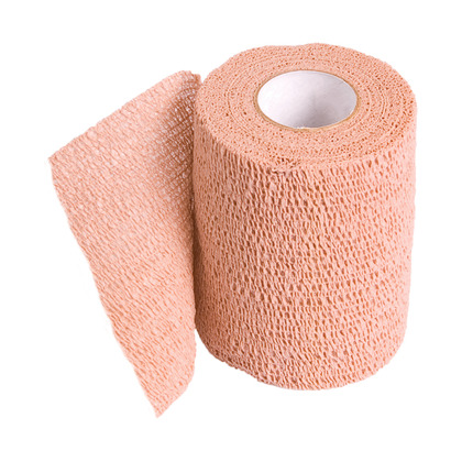 Co-plus Cohesive Bandages, Tanned