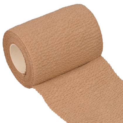 Cohesive Bandages Cotton, 7.5cm x 4.5m