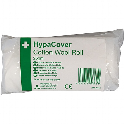 Cotton Wool 25g roll