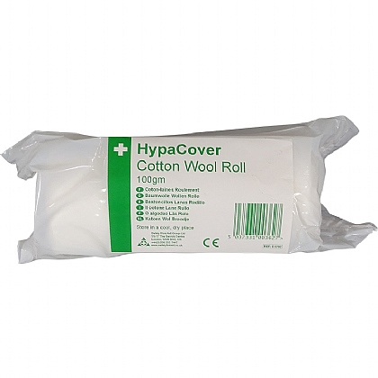 Cotton Wool 100g roll