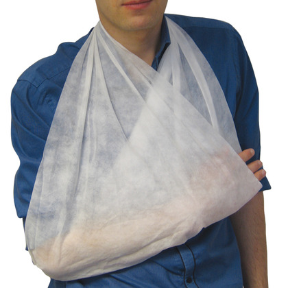 Triangular Bandage, Calico - Sterile