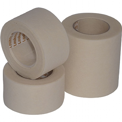 Leukopor Paper Tapes 1.25cm x 9.2m (Pack of 24)