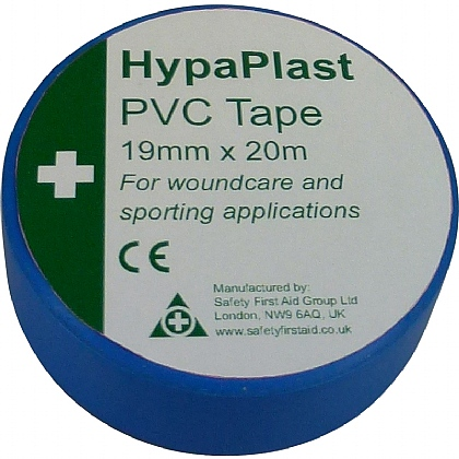 HypaPlast PVC Sports Tape, Blue