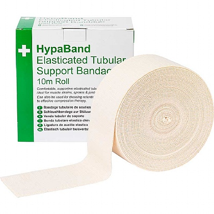 Elasticated Tubular Bandage White Size C 10m