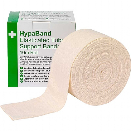 Elasticated Tubular Bandage White Size E 10m