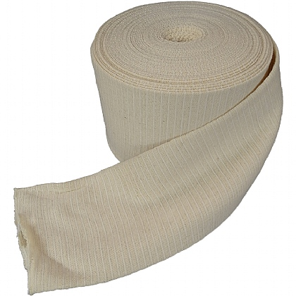 Elasticated Tubular Bandage White Size F 10m