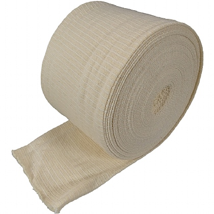 Elasticated Tubular Bandage White Size G 10m