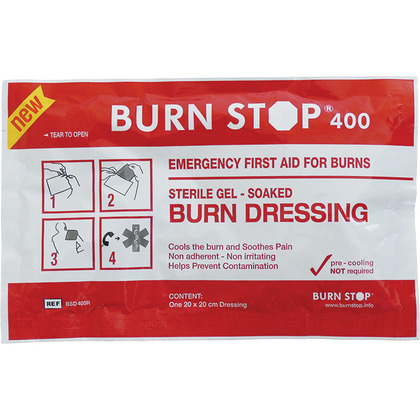 Burn Stop Burns Dressing - 20x20cm