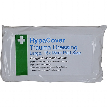 HypaCover Trauma Dressing, Large