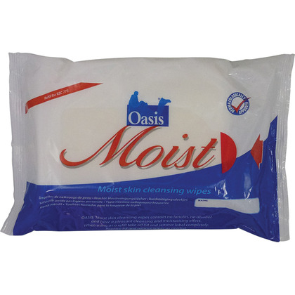 Oasis Moist Patient Wipes