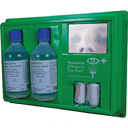 HypaClens Value Eye Wash Station