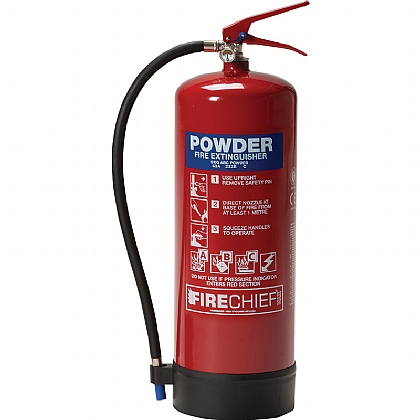 Fire Extinguisher, ABC Powder 9kg