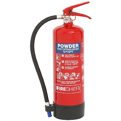 Fire Extinguisher, ABC Powder 4kg