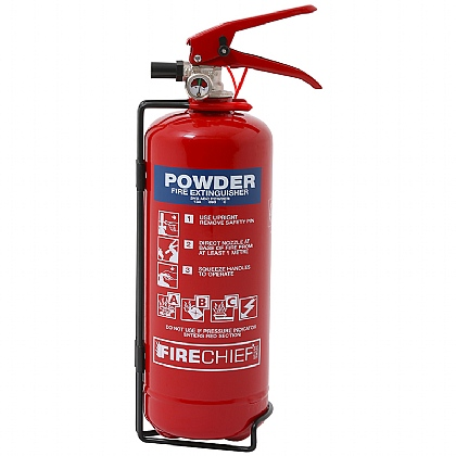 Fire Extinguisher, ABC Powder 2kg